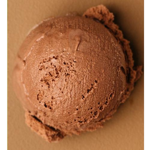 All Natural Chocolate Ice Cream